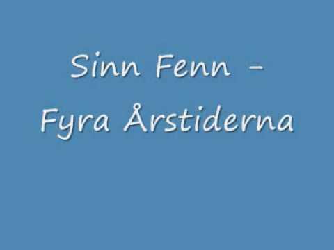 Fyra årstiderna Med Sinn Fenn & Caj Karlsson Video