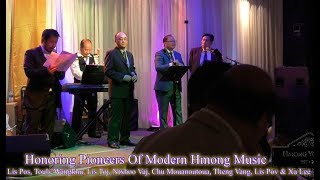HUT-VDO: Honoring Pioneers of Modern Hmong Music 2018