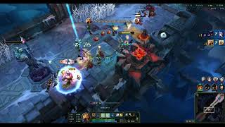 [ARAM-79] 19 kill Azir (League of Legends Gameplay Commentary)
