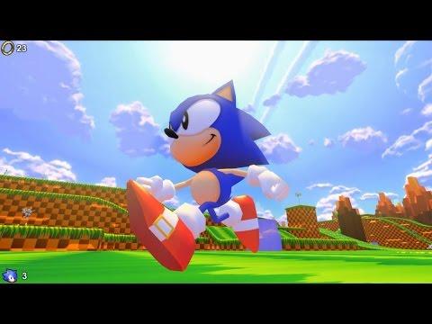 Sonic Utopia - Sonic fangame