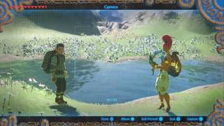 Zelda: Breath of the Wild - Find your true love at the Lover's Pond