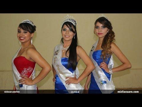 Ingrid Mariela Aguilar Urquiza se coronó Señorita TEC Zitácuaro 2014