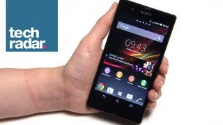 Sony Xperia Z Hands On Review