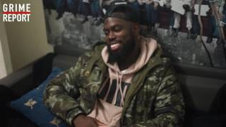 Ghetts : Part 2 - Why MC's Won't Clash, Grime In USA, Kano & More [SmokePoint] Grime Report Tv