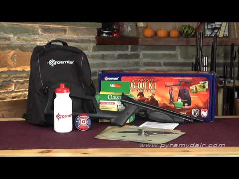 Airgun Reporter Episode 86: Crosman BugOut Kit Display and Testing