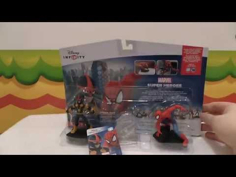Marvel Super Heroes (2.0 Edition) - Spider-Man Play Set UNBOXING