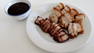 CHAR SIU AND SIU YOK (SWEET ROAST PORK BELLY AND CHINESE ROAST PORK)