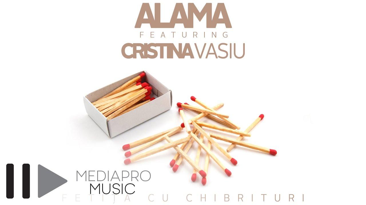 Alama feat Cristina Vasiu - Fetita cu chibrituri (Official Audio)