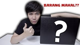 Unboxing Termahal di Youtube Channel MiawAug