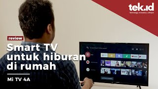 Review Smart TV Xiaomi, Mi TV 4A
