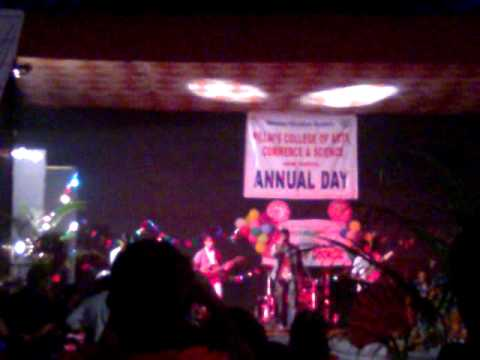 Tujhe bhula Diya by ZEAL BAND LIVE.mp4