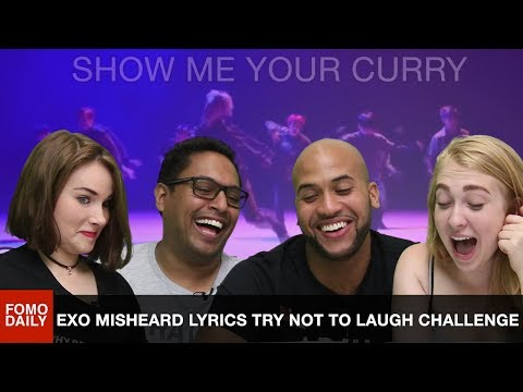 download lagu Exo Misheard  Try Not To Laugh Challenge • gratis