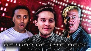 [YTP] Spiderman- *RETURN OF THE RENT*