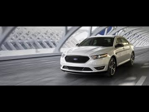 2015 Ford Taurus Test Drive/Review by Average Guy Car Reviews