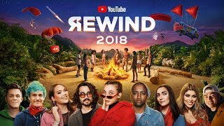 Reacting To Youtube Rewind 2018 : Everyone Controls Rewind
