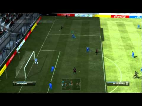 FIFA 12 Thai Premier League Patch | Muangthong United VS Chonburi FC