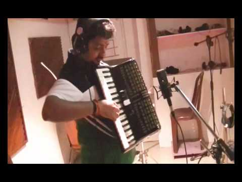 Oh Hansini...Accordian Instrumental by Ramesh