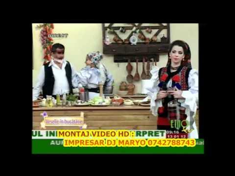 Maria Luiza Mih - la Etno Tv