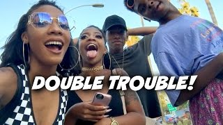 WE'RE ON A DOUBLE DATE!? |Kellie Sweet
