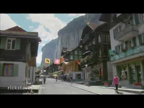 Mürren, Switzerland: Exploring the Swiss Alps by Bike