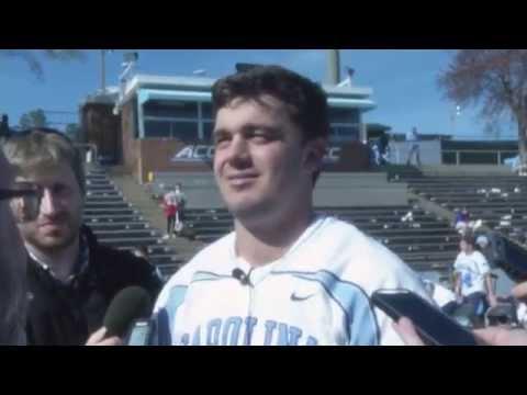 UNC Men's Lacrosse: Duke Postgame Interviews