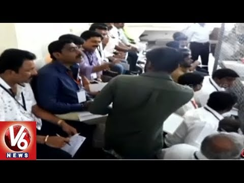 Counting Of Votes For Jayanagar Election Begins, Congress Takes Big Lead Over BJP | V6 News