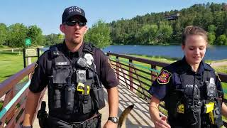 Rapid City Police Department Lip Sync Challenge