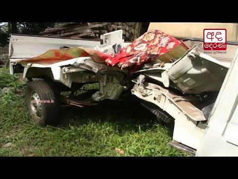polgahawela lorry cr|eng