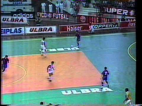 Inter campeão mundial de futsal - Inter 4x2 Barcelona (jogo completo)