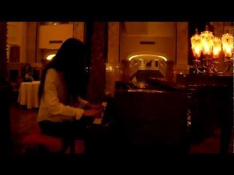 AMR DIAB - ЛЮБИЛА ЛИ Я piano solo