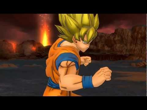Dragon Ball Z: Ultimate Tenkaichi 'goku Vs Frieza Gameplay Trailer' True-hd Quality video