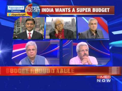Super Budget 2014 Round Table - Part 1