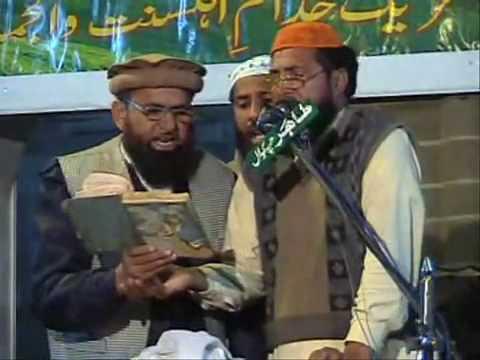 Haider Safdar Sher Khuda Da- Tahir Jhangvi video