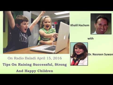 Tips On Raising Successful, Strong And Happy Children