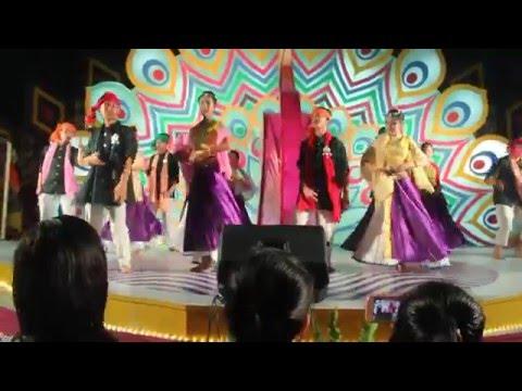 """Penampilan SMK Ananda Bekasi India Dance """"Bole Chudiyan"""""""
