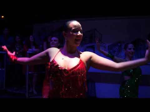 V6 ZLUK 11 DEC Social Dance Party ~ video by Zouk Soul