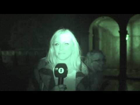 Fearne Cotton and a Haunted House