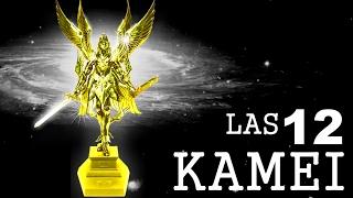 Las Kamei y el origen de las Armaduras - Caballeros del Zodiaco (Saint Seiya)