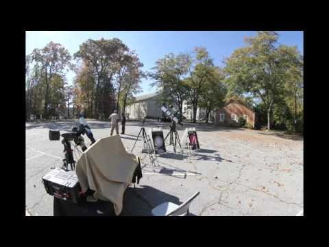 Hapeville Charter Middle School 11 8 2012 time lapse 2