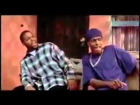 Friday Ice Cube And Chris Tucker   Damn video