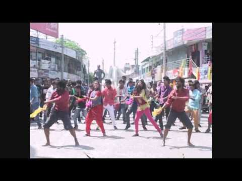 ICC T20 World Cup Theme Song Flash Mob