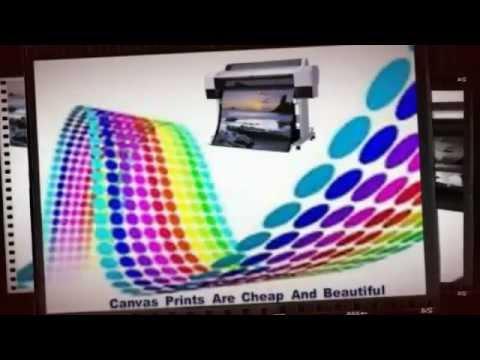 Photo Canvas Prints   Tips On Making Cheap Photo Canvas Prints