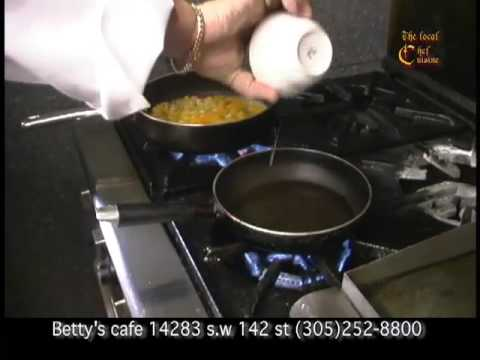 chino jorge suarez haciendo una receta de cocina parte 2