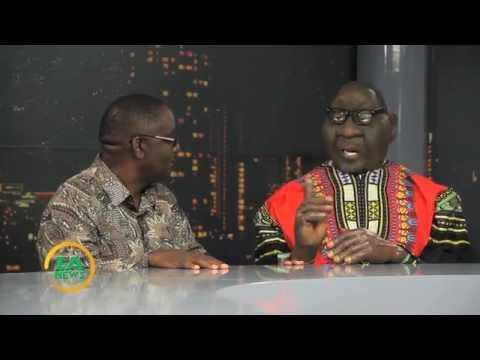 ZA NEWS in the flesh with Zwelinzima Vavi Pt.2