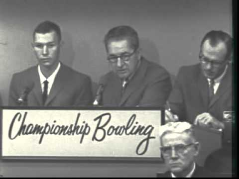 Championship Bowling: Dick Downey vs Johnny Guenther [1964-1965]