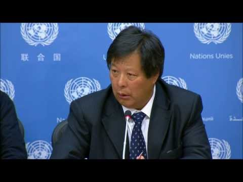 """At UN on Cities, UNCA Demands 1st Questions Saying It Is """"An Organization, You're Not,"""" Corporate"""
