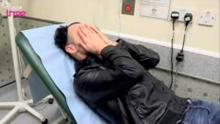 Help me! I've glued a hat to my head! - Bizarre ER - BBC Three
