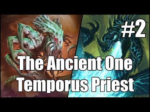 [Hearthstone] The Ancient One Temporus Priest (Part 2)