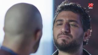 بدر يقتل سلماوي ويحرق قلب ناصر عليه في #الأسطورة