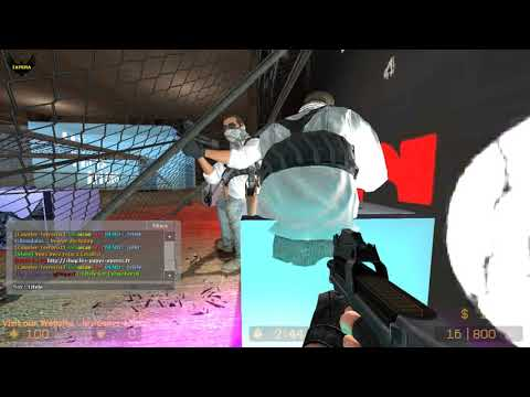 ZOMBIE REVIVAL, COUNTER-STRIKE: SOURCE, Papys Aperos Server, CSS